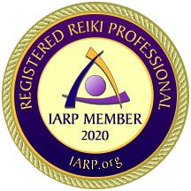 Registered Reiki Professional