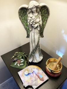 Angel altar