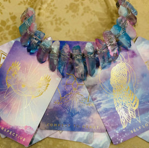 angel card reading sessions
