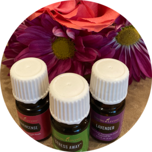 reiki healing with essential oils