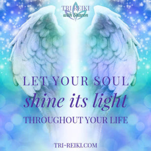 let your soul shine its light quote