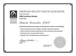 sharon certification